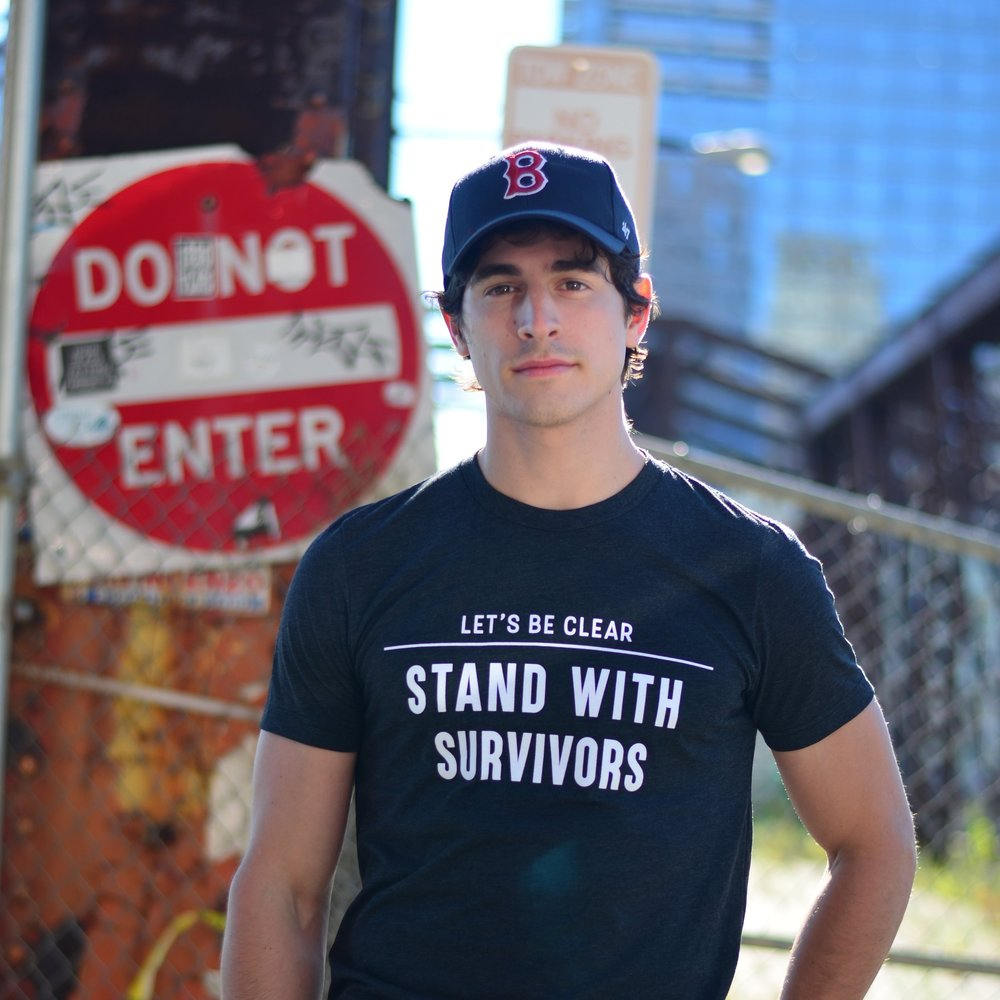Stand with Survivors Tee
