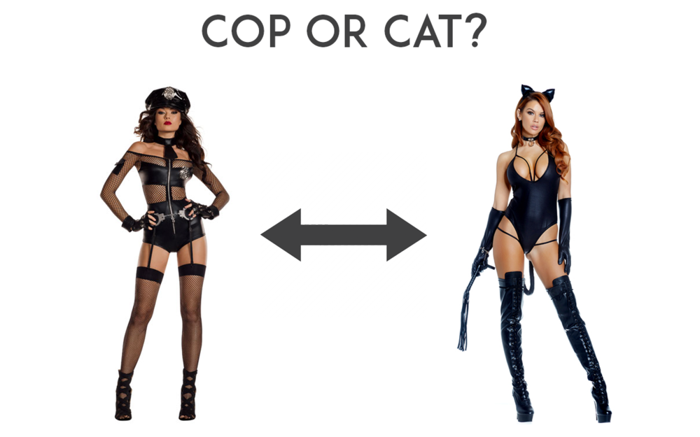 """""""Sexy"""" costume images pulled from Yandy.com"""