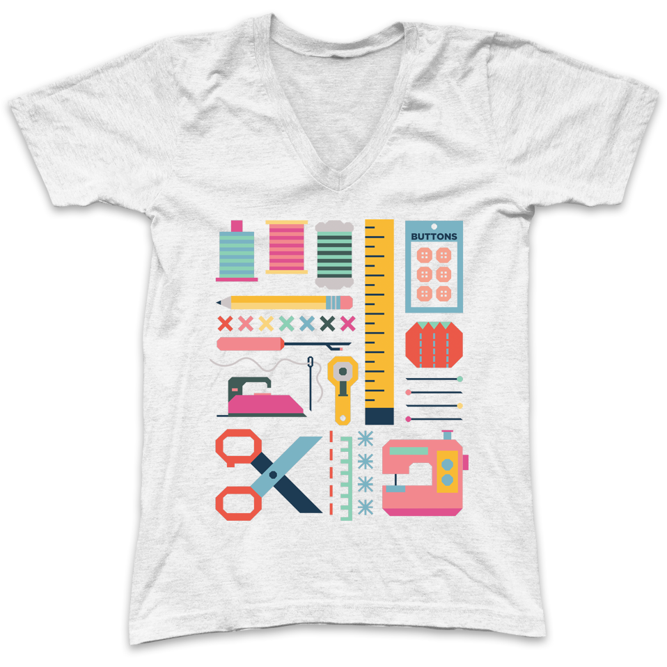Image from Patchwork Threads. Sorry, this shirt is no longer available.