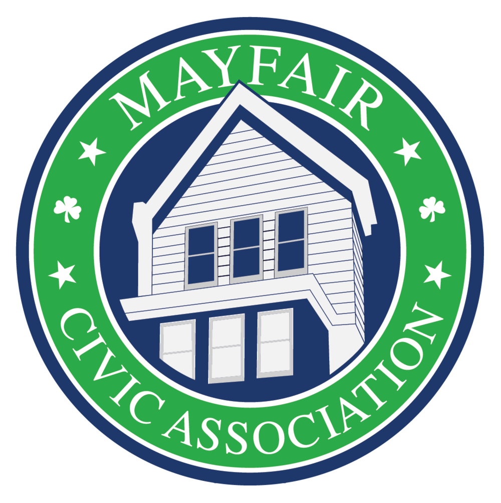 Mayfair Civic Association  - http://www.mayfaircivicassociation.com/