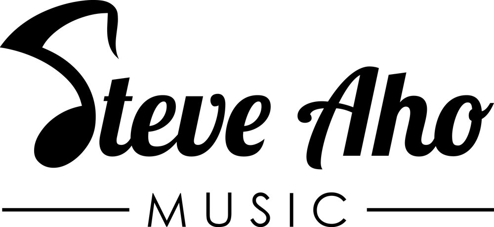 Music Transcription + COPYING — Steve Aho Music