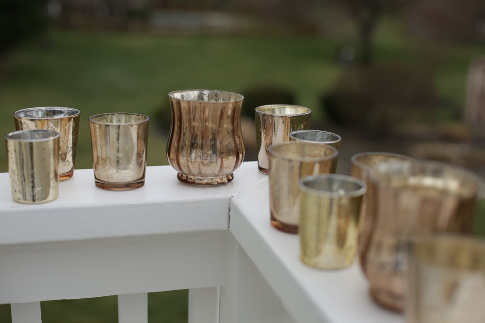 mercury gold votives maryland rental