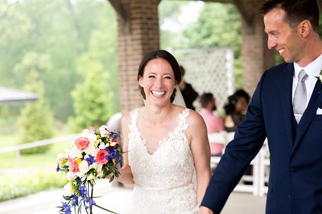 As we head home from another amazing wedding, this time at beautiful #deepcreek , we want to wish a very happy anniversary to these two cuties! They are adorable together; Congrats on your one year Sam and Andrew, kick butt for many more to come ❤️