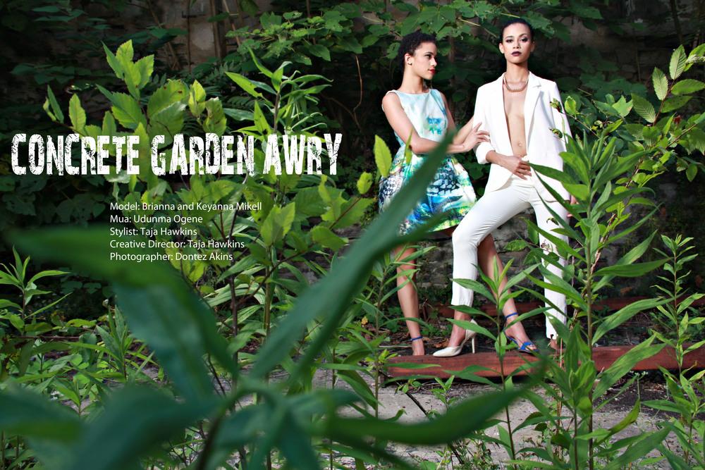 Concrete Garden Awry