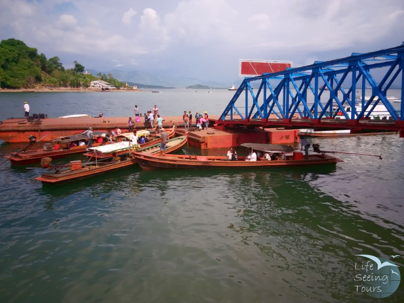 KAWTHAUNG JETTY
