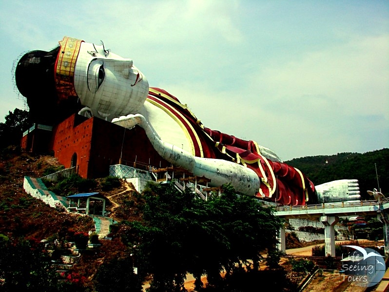 BIGGEST RECLINING BUDDHA