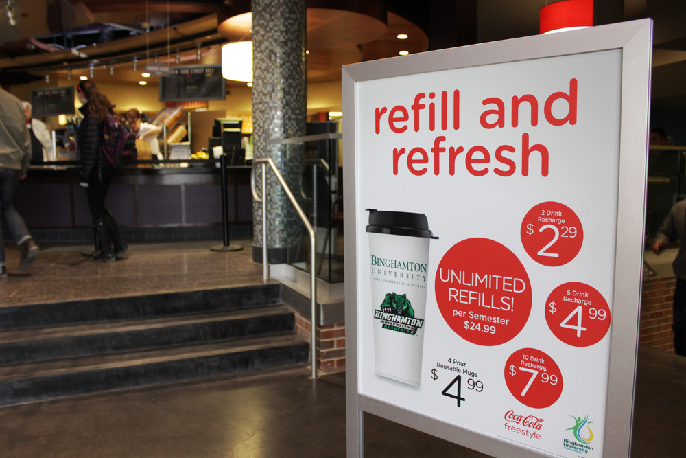 "CAMPUS    Introduce ""Good All Semester"" offers    Drive repeat food sales   Make sustainability profitable"