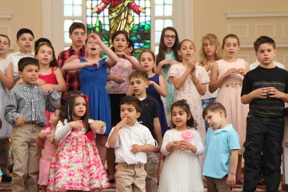 Children's Sunday 2015