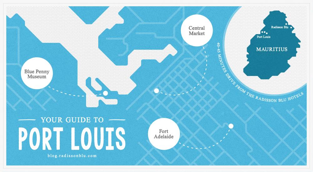 Port-Louis-Map