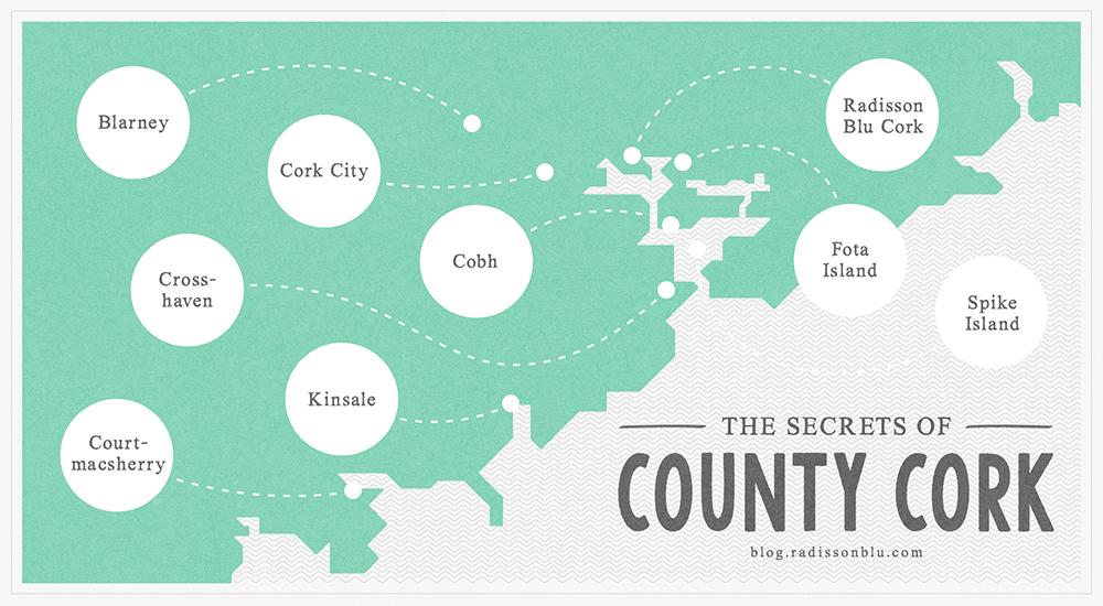 County-Cork-Map