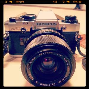 My Olympus OM-10
