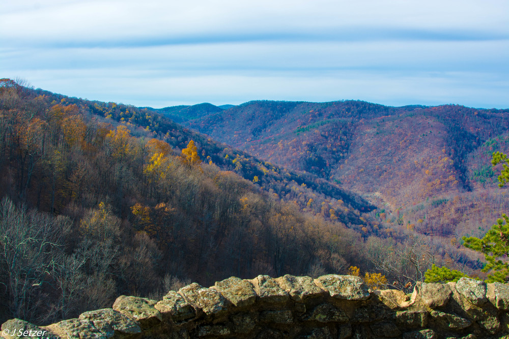 Crabtree Falls, Virginia  SOOC .