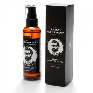 Step forward then Percy Nobleman. Is he a real gent? Who knows – it doesn't matter because he clearly knows a thing or two about beards and the care thereof. He's thought of everything. There's the Beard Wash (£16.99) with sesame and coconut oil, shea butter and natural flower water (it smells great thanks to cedarwood and lime essential oils). Just use it like a shampoo… maybe every other day.