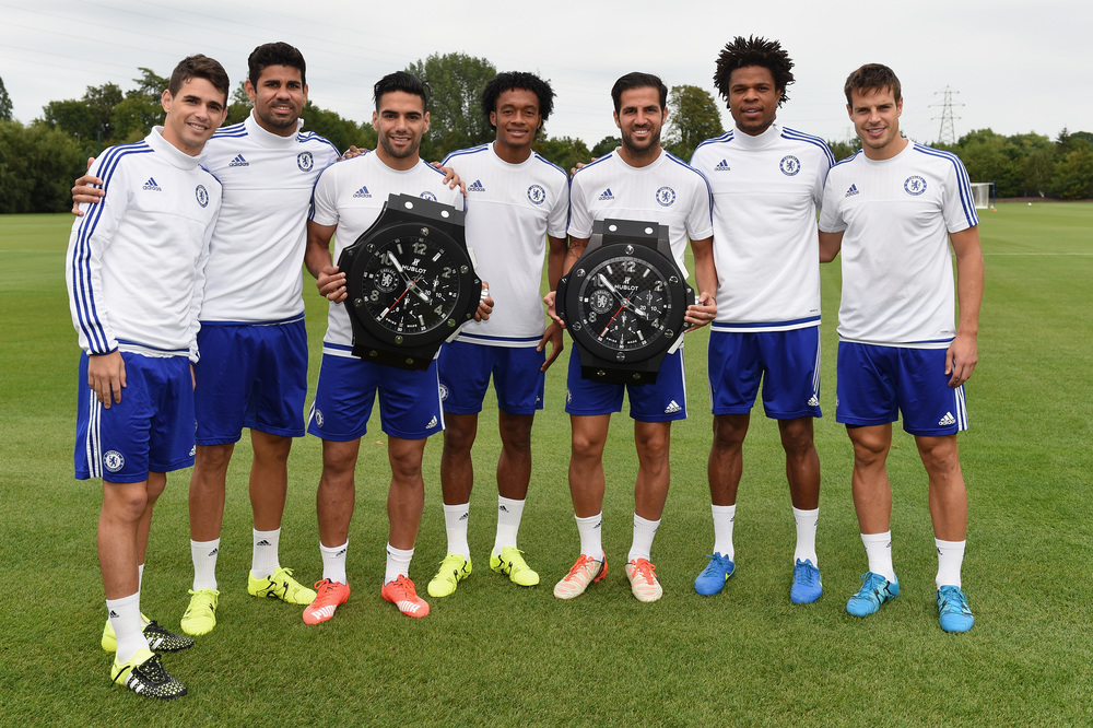 Chelsea FC and Hublot