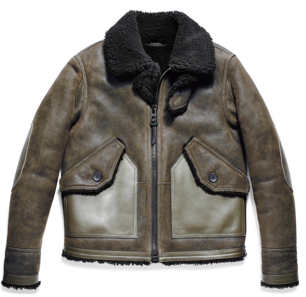 Shearling B3 Bomber Jacket, Military -1,895GBP(86255).jpg