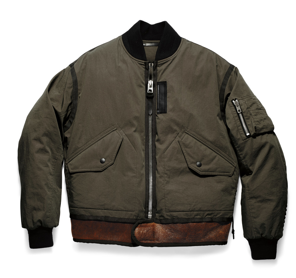 Coach Rip & Repair Down MA-1 Jacket, Military 650GBP(86250).jpg