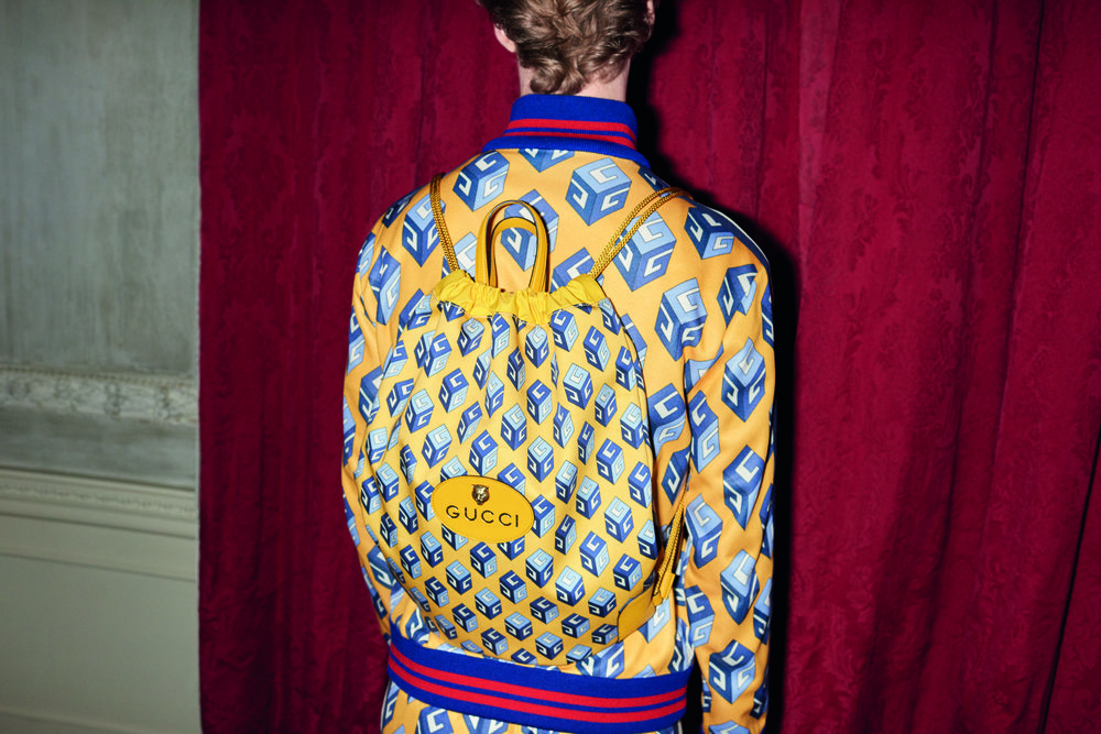 d3c790f8e89 Gucci launches exclusive collection with Mr Porter — The Style King