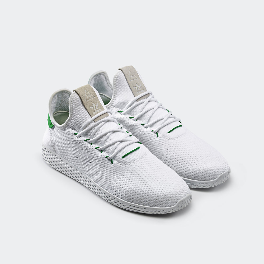 c52babb8e The Tennis Hu Sneaker by Pharrell and Adidas — The Style King