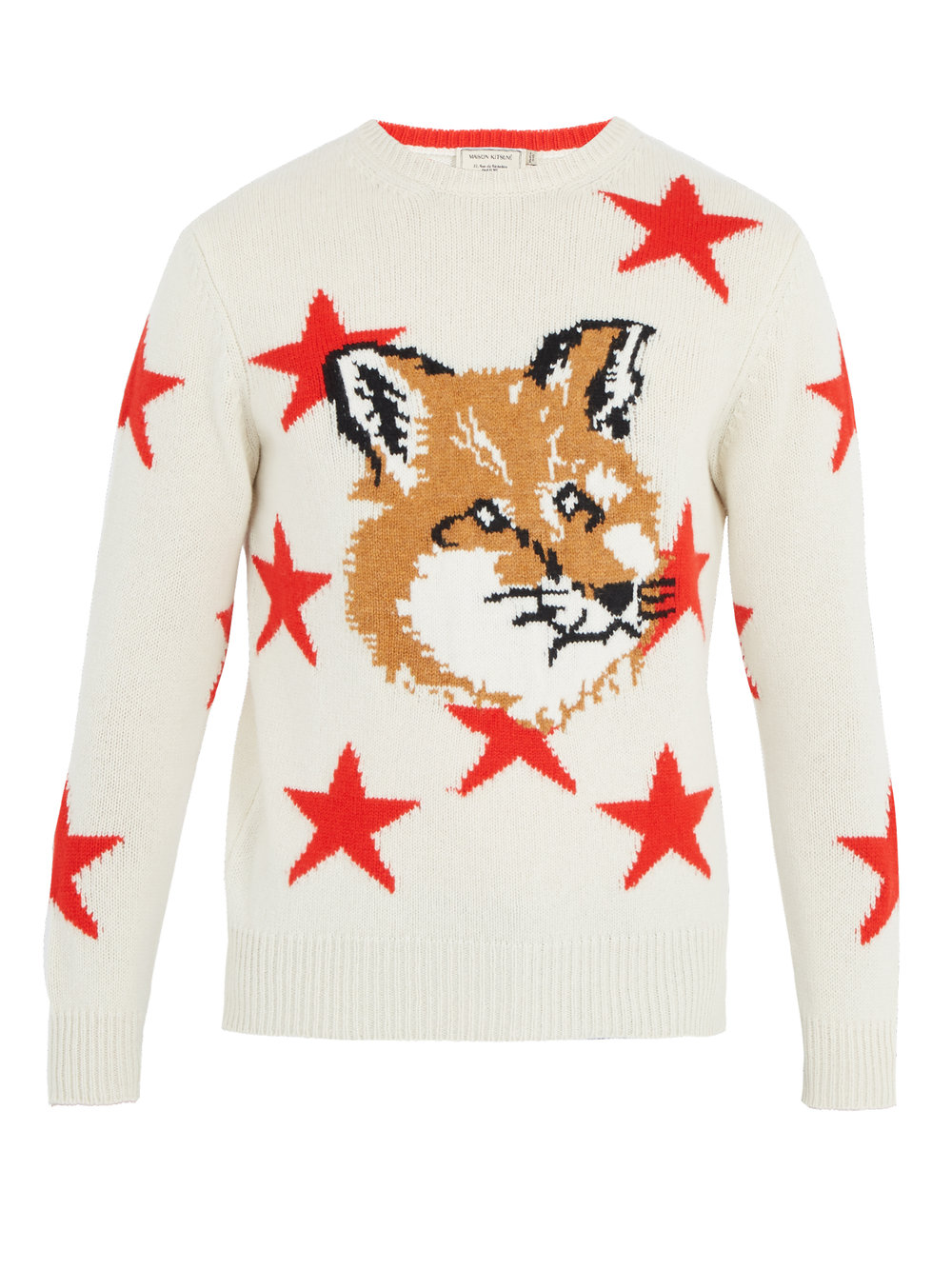 5.Maison Kitsune sweater at MATCHESFASHION.COM.Jpeg