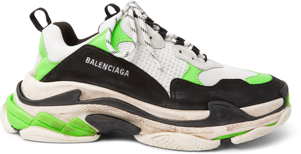 MR PORTER X BALENCIAGA Triple S Mesh, Nubuck and Leather Sneakers 1018515_mrp_in.jpg