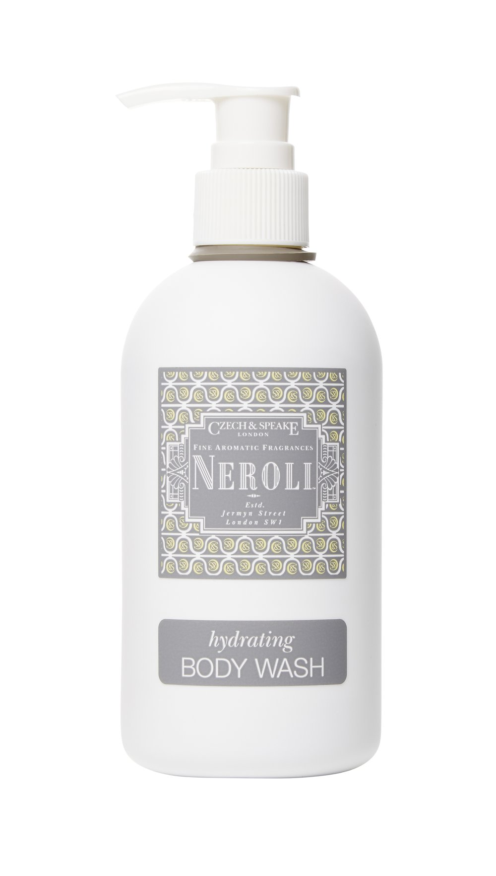 NW1300 Neroli Body Wash 300ml bottle pump 300dpi.jpg