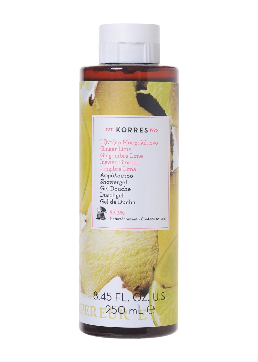 KORRES NEW! Ginger Lime Shower Gel jpeg.jpg