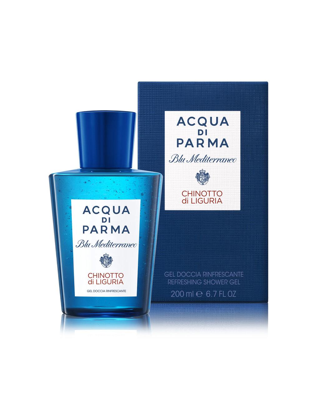 NEW Acqua di Parma Blu Mediterraneo Chinotto di Liguria Shower Gel & Pack (1).jpg