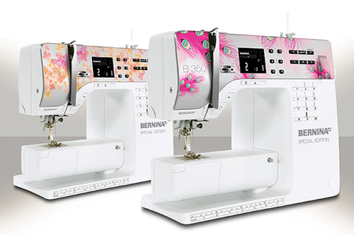 Bernina launches special edition sewing machines — The Pattern Pages