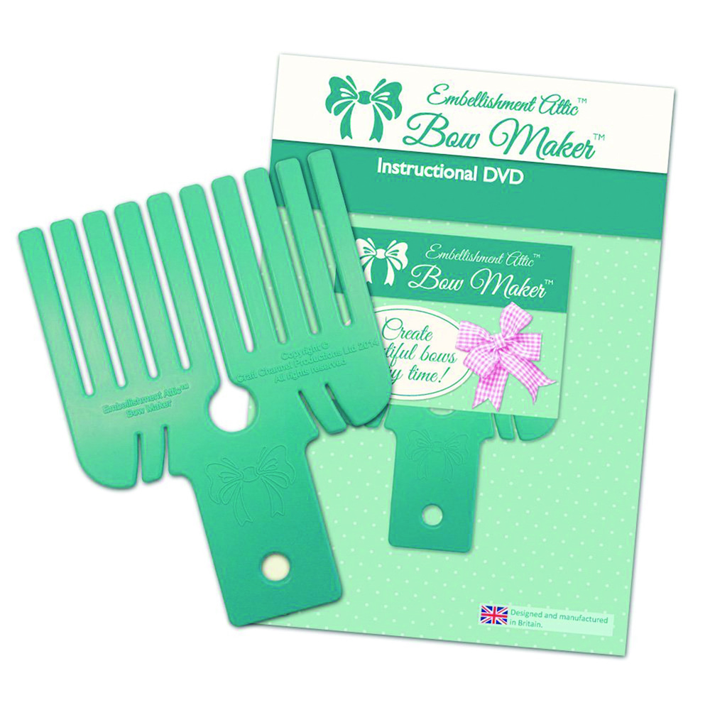 The bow maker the pattern pages for Create and craft tv reviews