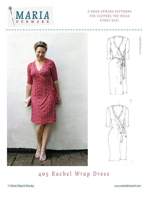 rachel wrap dress Maria Denmark.jpg