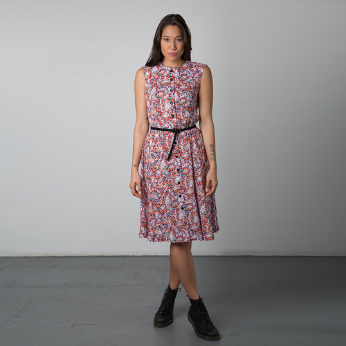 Harwood Dress from Sewaholic