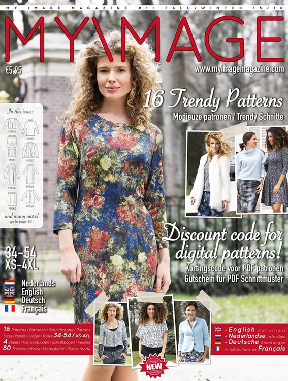 My Image magaine for autumn 2015