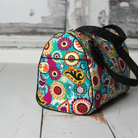 Swoon barrel bag