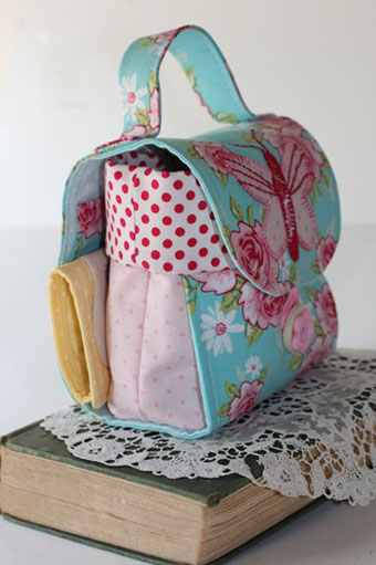 Mugbag sewing project from Red Brolly