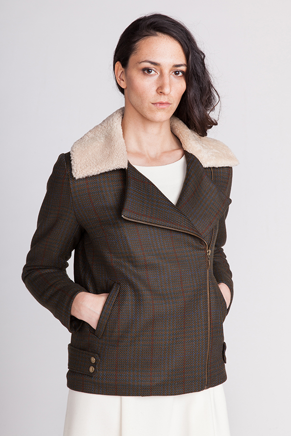 Harriet Lumberjacket from Named