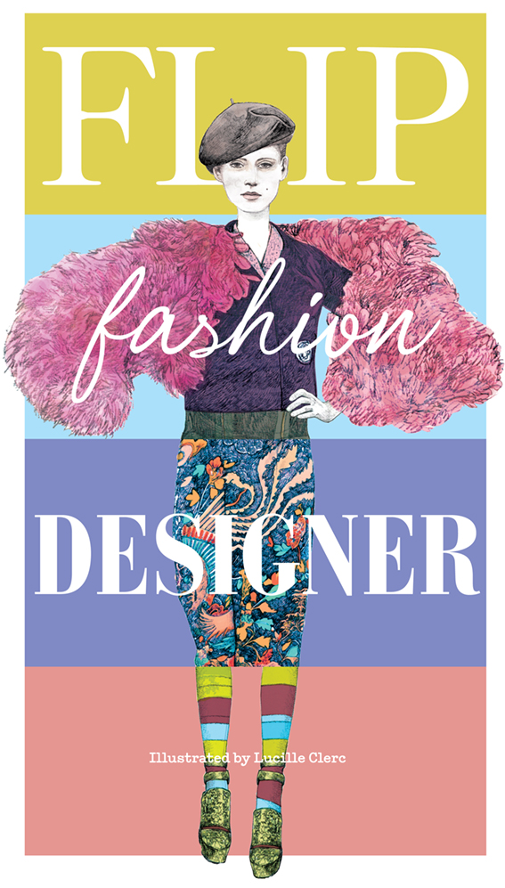Flip Fashion Designer book