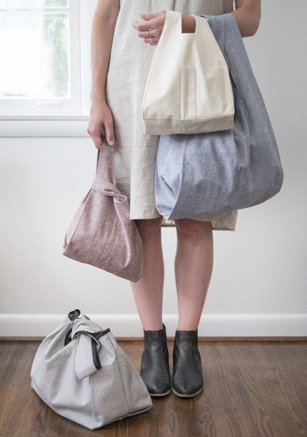 Stowe Bag from Grainline Studio