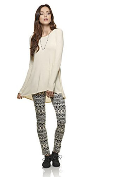 New Look 6323 jersey tunic top and leggings
