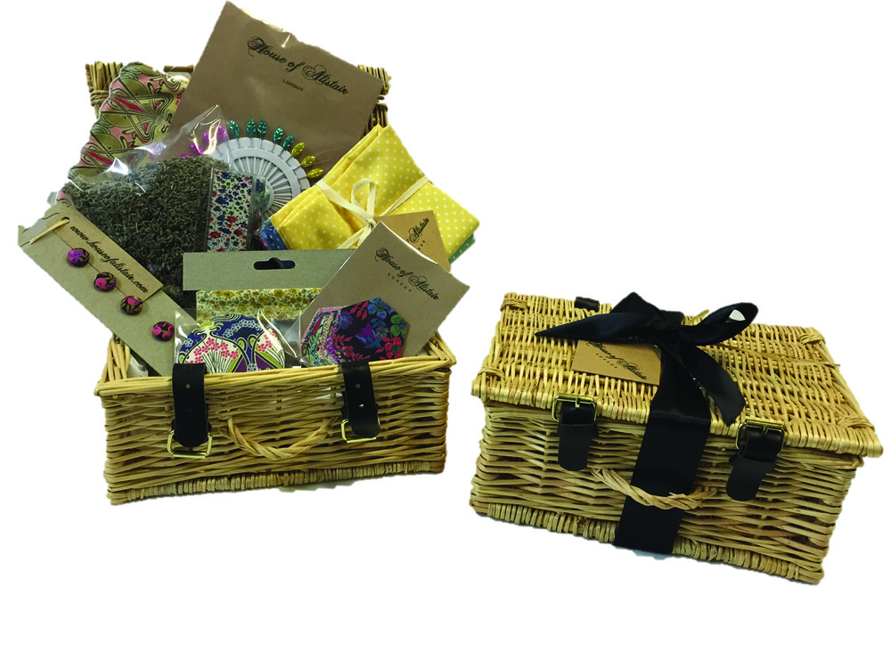 House of Alistair haberdashery hamper