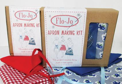 Flo-Jo Boutique apron kits