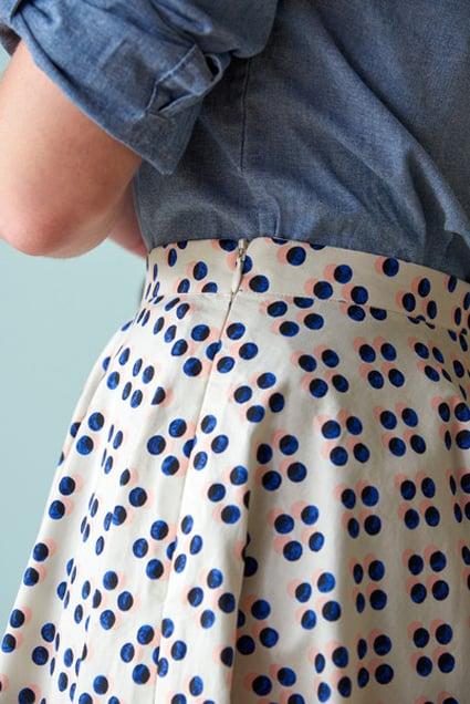 Anya skirt from Christine Haynes