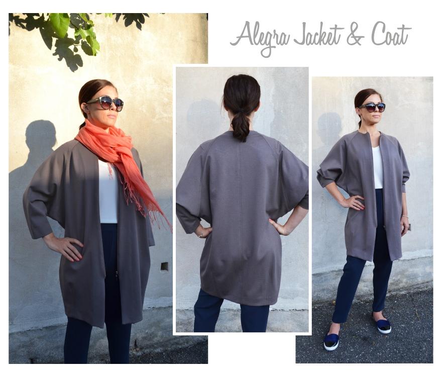 StyleArc Alegra Jacket