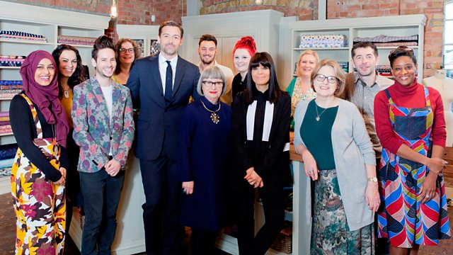 The Great British Sewing Bee candidates
