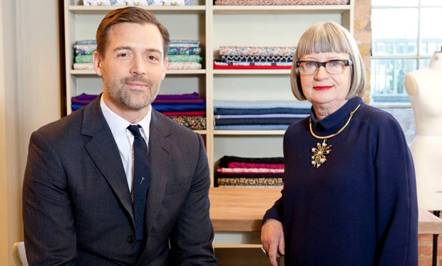 Great British Sewing Bee Judges