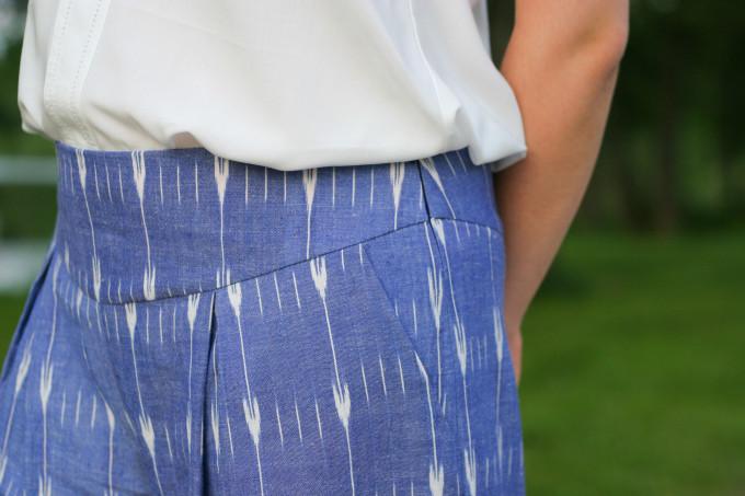 Amber trousers - Paprika Patterns