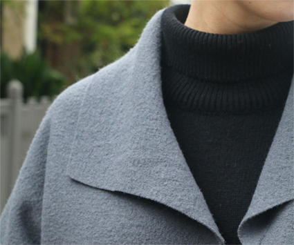 Tessuti fabrics - brooklyn coat