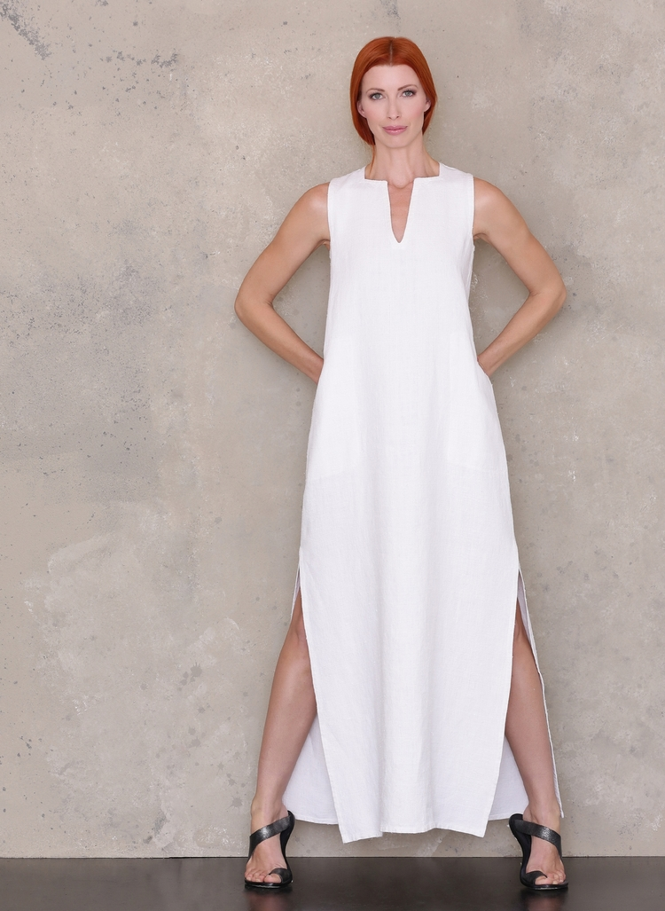 Ann Normandy Maxi dress