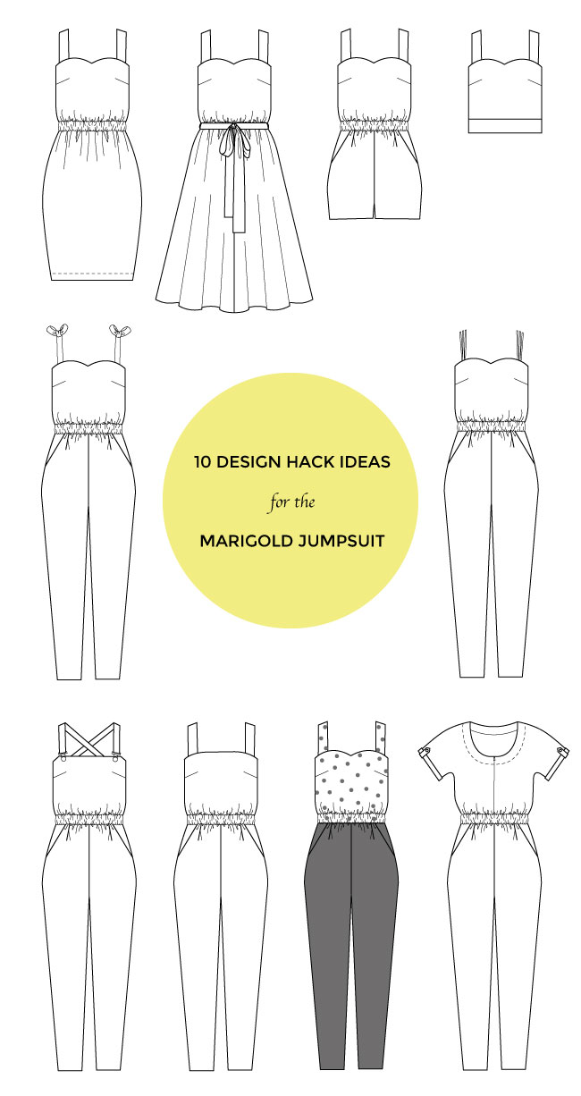 Tilly and the buttons design hack