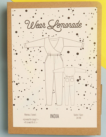 India Jumpsuit