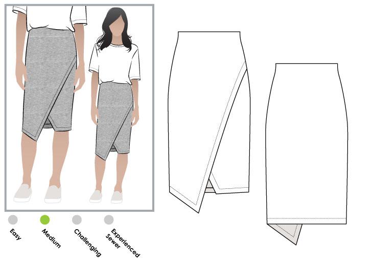 Halle Knit Skirt